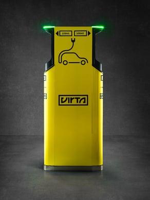 virta charging device chago pro