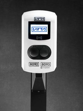 virta charging device icu eve