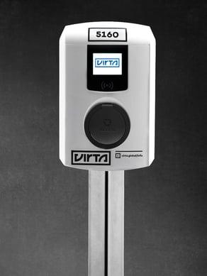 virta charging device icu eve mini