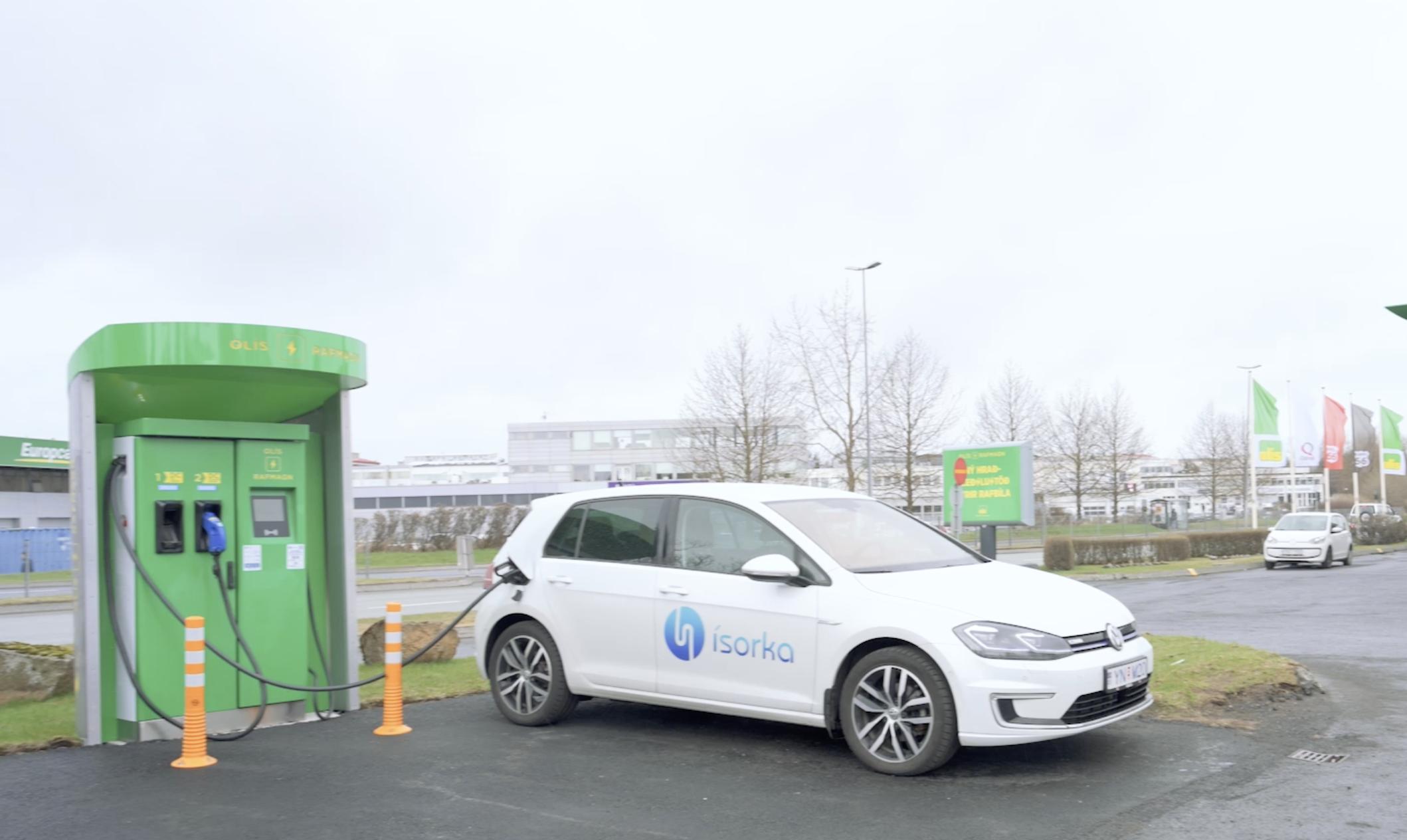 isorka-charging-station