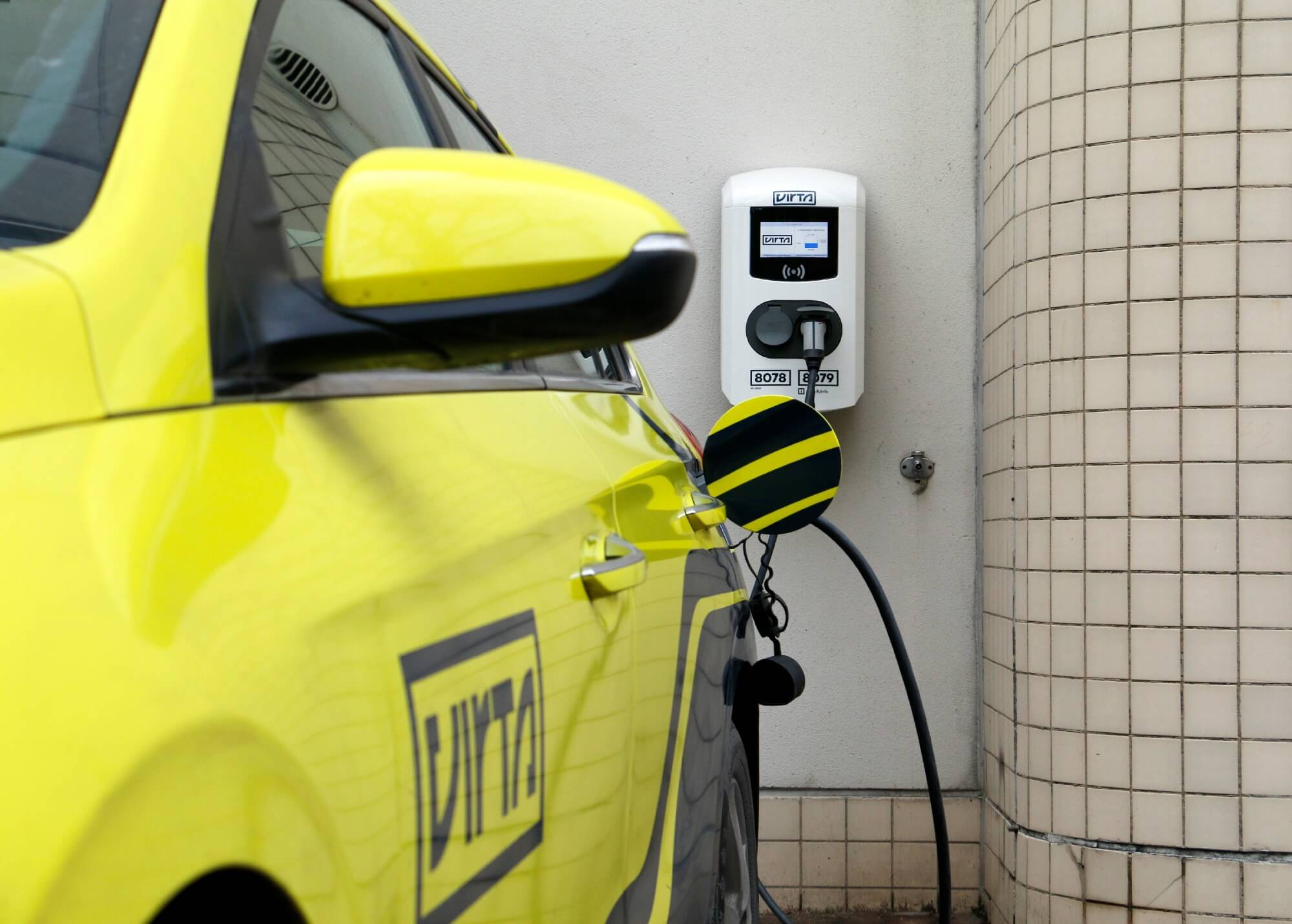 Sähköauton Latauspisteet