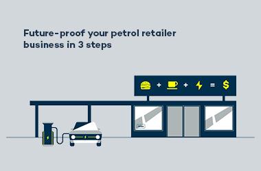 Petrol retailers card