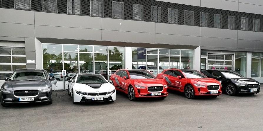 Case Study: Sports Car Center lataa sähköisiä luksusautoja